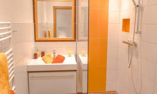 Apartment Fischbacher Bad