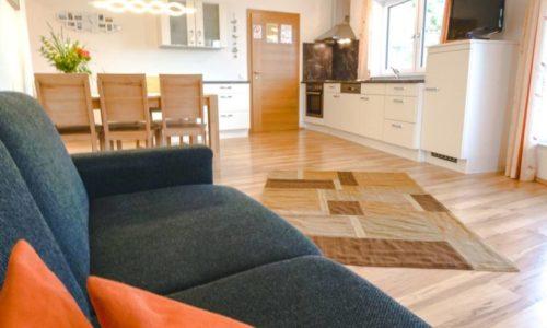 Apartment Fischbacher Sofa mit Wohnküche