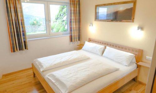 Apartment Fischbacher Schlafzimmer